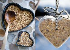 hjemmelavet fuglefoder 500 g fuglefodder 500 g fedtstof