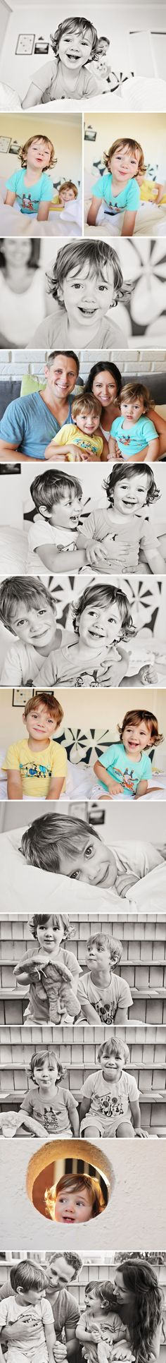 We loved the innocence that Rowe Timson captured in these two little guys, it was so pure and honest.     ©Roweena Timson