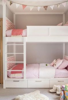 shared bedroom boy and girl decorating ideas-37