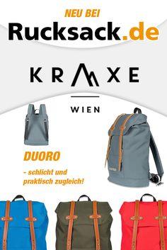 Jetzt neu bei uns: die Marke #Kraxe Wien!  Mit schlichtem Design in höchster #Qualität sind diese Rucksäcke auf allen Abenteuern dabei! Sichert Euch jetzt Euren Begleiter für die nächste #Skitour oder den #Urlaub am Mittelmeer.  http://www.rucksack.de/rucksaecke/everyday/tagesrucksaecke/26579/kraxe-douro  Weitere Produkte dieser neuen Marke findet Ihr hier: http://www.rucksack.de/marken/kraxe