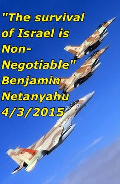 Absolutely non-negotiable!! G-D bless Israel, WE LOVE YOU