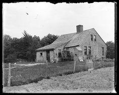 Washburn House on Forest Street  in Bridgewater, MA.  [ca. 1880–1895]