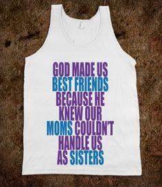C - Sisters (Best Friends)