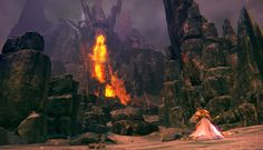 The Rising Flames update drags the world of Guild Wars 2 into heresy and fire.