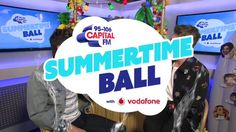 @NiallOfficial backstage with @romankemp #CapitalSTB interview (17 points) 😂😂https://t.co/IejifMLPcn - Roxanne Reeves