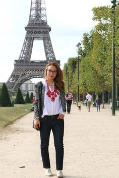 My trip to Paris in August. #Paris #frenchchic #travel #style #travelblog #fashionblog #lifestyle