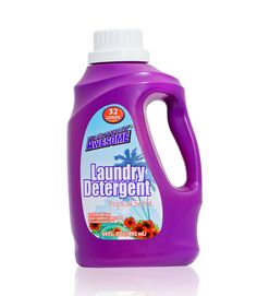 LA's Totally Awesome Laundry Detergent lasts up to 32 loads. Liquid detergent Scent: Tropical Phosphorous-free Safe for septic tanks Biodegradable surfactants Septic Tank, Household Cleaners, Totally Awesome, Laundry Detergent, Biodegradable Products, Cleaning Supplies, Tropical, Tanks, Salad
