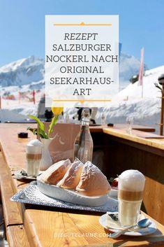 Obertauern – einfach köstlich! Rezept Salzburger Nockerl nach Seekarhaus-Art für zu Hause. Original nach Haubenkoch Harald Rindler vom Fünf-Sterne-Familienhotel Das Seekarhaus.