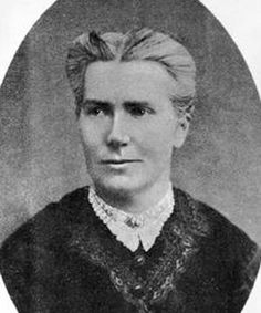 La médica Emily Blackwell (1826-1910) nació un 8 de octubre