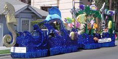 to completion let floatasia design your float visit the photo gallery . Christmas Float Ideas, Carnival Floats, Under The Sea, Bing Images, Photo Galleries, Parade Floats, Balloons, Wreaths, Table Decorations