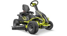 80. RM480E Electric Riding Lawn Mower • Ryobi
