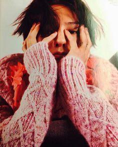 """Elle: Korea"" Posts More of G-Dragon for their July Issue [PHOTO] - bigbangupdates Daesung, Vip Bigbang, Choi Seung Hyun, Big Bang, K Pop, Jiyong, Sung Lee, Gd And Top, Bigbang G Dragon"