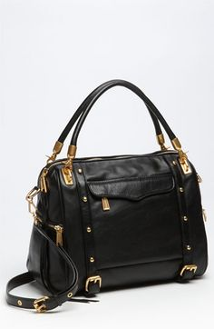 When running around town, you'll need a fabulous bag that can do it all! Check out the Rebecca Minkoff 'Cupid' Satchel | Nordstrom