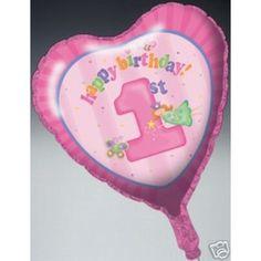 girl heart birthday - Google Search