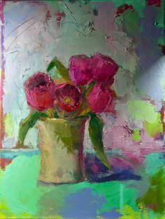 Carol Josefiak Painting a Day