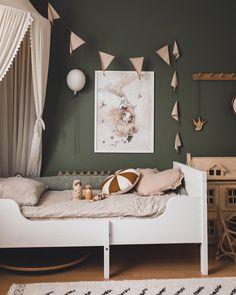 Baby Room Design, Baby Room Decor, Woodland Bedroom, Bunk Bed Designs, Little Girl Rooms, Kidsroom, Toddler Bed, Furniture, Nursery