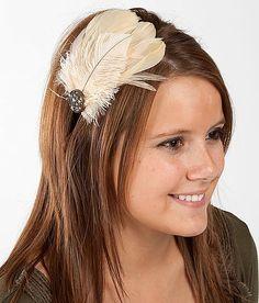 Daytrip Feather Headband $13.95