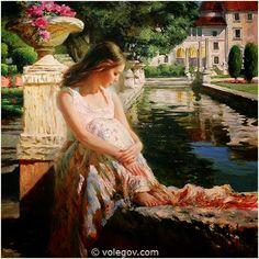 Paintings by © Vladimir Volegov                                                                                                            ...