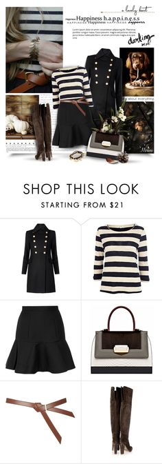 """Intelligence Will Never Stop Being Beautiful"" by thewondersoffashion ❤ liked on Polyvore featuring MANGO, River Island, Miu Miu, The Volon, Topshop, Chloé, Amazona Secrets, RiverIsland, miumiu and chloe"