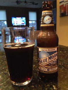 Blue Moon's Cappuccino Oatmeal Stout - so good!!