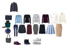 """Looks #5"" by ekavna on Polyvore featuring мода, American Vintage, The Cambridge Satchel Company, Calvin Klein, ECCO, Miss Selfridge и Helen McAlinden"