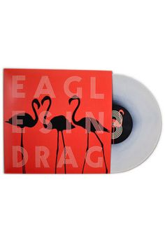 "Self-Titled 10"" vinyl - http://shop.81twentythree.com/collections/eagles-in-drag/products/10-vinyl"