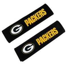 Green Packers, Nfl Green Bay, Green Bay Packers Merchandise, Seat Belt Pads, Nfl Arizona Cardinals, Deck, Packing, Free Shipping, Collection