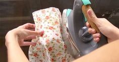 How to Decorate Candles With Paper Napkins
