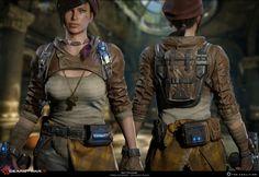 Gears of War 4   The Coalition - Art Dump — polycount