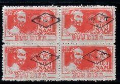 1954 VIETNAM PRESIDENT HO CHI MIN