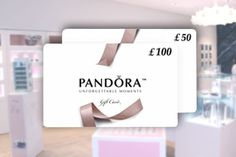 Win a Pandora gift card worth £150 with the Daily Express Enter now!