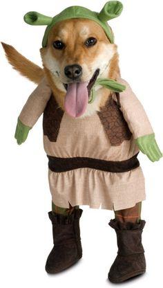 Shrek Pet Costume  Product #: WC1885920M