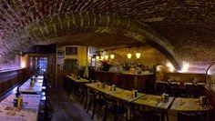 Restaurant T Kelderke Brussels, Belgium