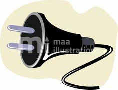 Free Plug Illustration