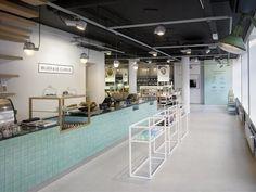 Recipe-driven Supermarket new style | Bilder & De Clercq | De Clercqstraat 44, Amsterdam