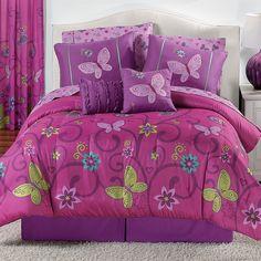 Ashley 10-Pc Comforter Set & More | Bed Sets | Brylanehome