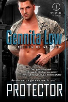 Free Kindle Book For A Limited Time : Protector (Crossfire) by Gennita Low