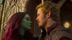 New 'Guardians of the Galaxy' Clips Feature a Sweet, Romantic Dance With Star-Lord and Gamora Star Lord, Tony And Pepper, Romantic Dance, Black Widow Winter Soldier, Marvel Couples, Guardians Of The Galaxy Vol 2, James Gunn, Marvel Films, Chris Pratt