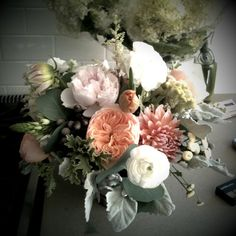Flowers by Sarah Winward of Honey of a Thousand Flowers