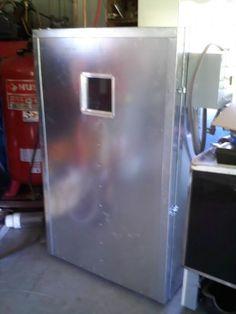 Powder Coat Oven Plan - The Garage Journal Board
