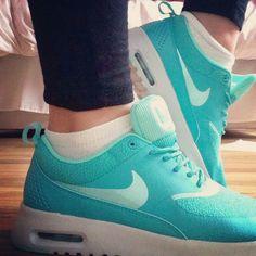 Nike air max thea dusty cactus turqouise - dames sneaker. Alta-Moda | online sneaker store www.altamoda.nl