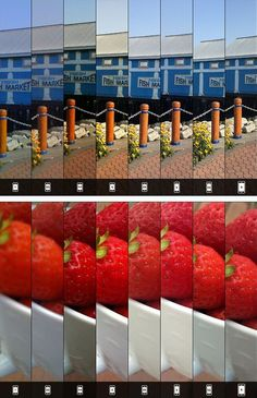 Photographer Lisa Bettany compiled this thorough comparison that shows how the iPhone's camera has evolved, from the very first 2G model to the recently released iPhone 6.