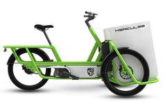 Ein E-Bike für Schwertransporte - http://www.ebike-news.de/ein-e-bike-fuer-schwertransporte/8918/
