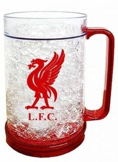 Liverpool F.C. Liverpool FC Freezer Tankard If you like your beer ice cold then this official Liverpool FC freezer glass will definately make your beer taste better..!! 100% official Liverpool FC product which is i (Barcode EAN = 5055320587392) http://www.comparestoreprices.co.uk/december-2016-3/liverpool-f-c-liverpool-fc-freezer-tankard.asp