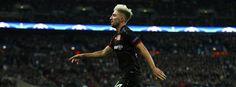Ch.L.16/17: Tottenham - B.Leverkusen 0:1 - Kevin Kampl macht das entscheidende 1:0 im Wenbley Stadion