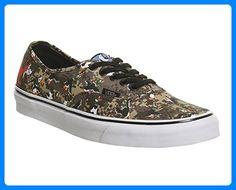 Vans Authentic Schuhe 9,0 duck hunt - Sneakers für frauen (*Partner-Link)
