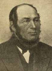 "Dr. Thomas Williamson, c. 1860. His Presbyterian mission station, Pajutazee (""Yellow Medicine""), was about 3 miles from the Upper Sioux Agency. He was trying to Christianize and ""civilize"" the Dakota by turning them into farmers. Sarah thought ""the old man"" ""a good Christian"" and ""excellent fellow,"" admiring his kindness and efforts to educate. She herself had never been baptized and wasn't pious. Williamson and his family escaped harm during the war due to the help of ""friendly"" Indians."