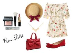 """""""Simple Summer 🌻"""" by anaziziah on Polyvore featuring Fendi and Bobbi Brown Cosmetics"""