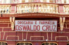 Dentre os bens que devem ser tombados definitivamente, está a a Farmácia Oswaldo Cruz, no Centro da Capital