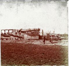 """""""Pièce de 320"""",   En Somme  1916"""